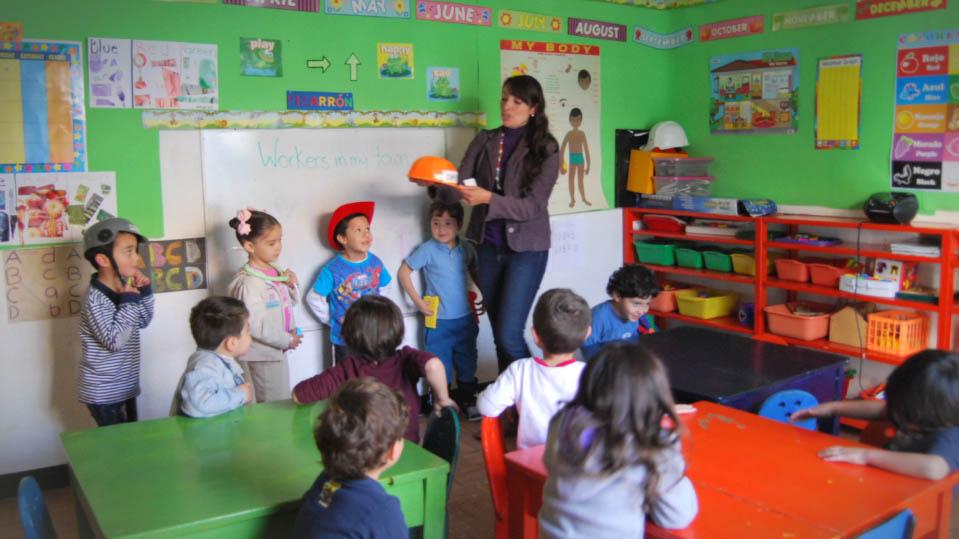La mejor edad para ingresar a la escuela charlas de mam s for Actividades para ninos de jardin