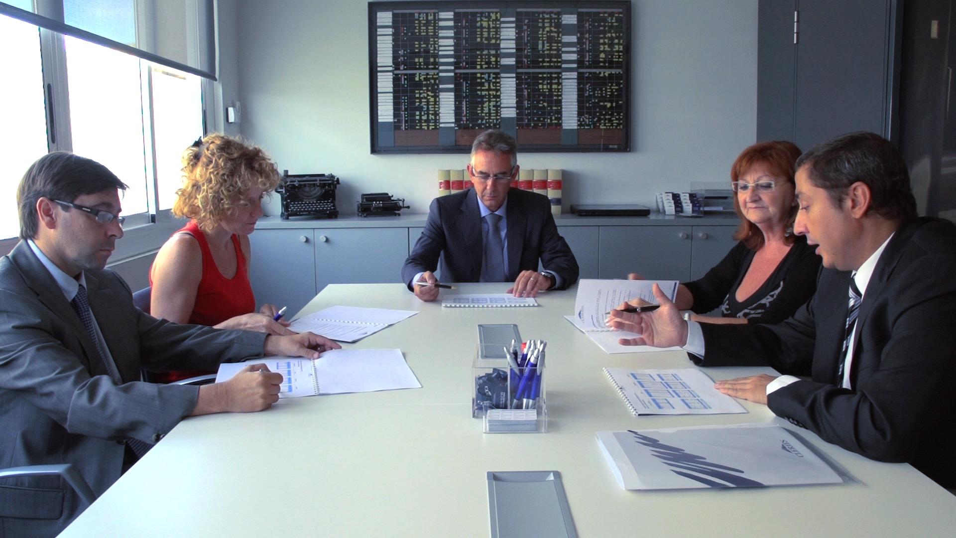 Cleries administraci n de fincas asesoria inmobiliaria en barcelona plenummedia v deo - Administradores de fincas de barcelona ...